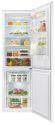 LG GBB59SWRZS, biela kombinovaná chladnička