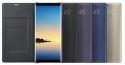 SAMSUNG LED View pre Galaxy Note8, čierna