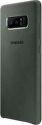SAMSUNG Alcantara pre Galaxy Note8, zelená