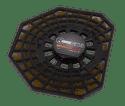 Rowenta XD6081F0 filter do čističky vzduchu