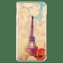 Winner flipové puzdro pre Huawei Y6 2017, Eiffelova veža
