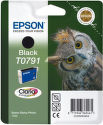 EPSON T0791 black (sova) - atrament