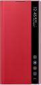 Samsung Clear View puzdro pre Samsung Galaxy Note10, červená