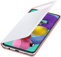 Samsung knižkové puzdro pre Samsung Galaxy A51, biela