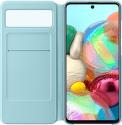 Samsung knižkové puzdro pre Samsung Galaxy A71, čierna