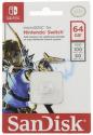 SanDisk micro SDXC 64GB pre Nintendo Switch