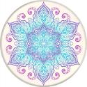 PopSocket držiak na smartfón, Flower Mandala