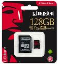 Kingston Canvas React microSDXC U3 UHS-I 128 GB