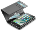 Cellular Line Wallet puzdro pre iPhone 7/8, čierna