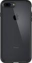 Spigen Ultra Hybrid 2 puzdro pre Apple iPhone 7+/8+, čierne