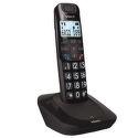 Vtech LS1500 bezdrôtový telefón, čierny vystavený kus splnou zárukou