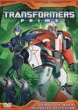 DVD F - Transformers Prime 1. séria 3. disk
