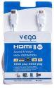 VEGA AA-1067 HDMI kábel 6m biely