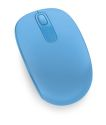 MICROSOFT Wireless Mobile Mouse 1850 (svetlo modrá)