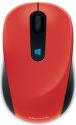MICROSOFT Sculpt Mouse bezdr., Red