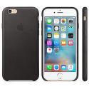 Apple kožený kryt pre iPhone 6, čierny