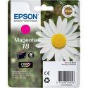 EPSON T1803 18 magenta (sedmokráska) - atrament
