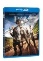 Pan: Cesta do Krajiny-Nekrajiny - Blu-ray film (3D+2D)