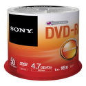 Sony DVD-R 4,7GB 16x, 50ks