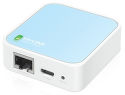 TP-Link TL-WR802N, N300 - Mini WiFi router_2