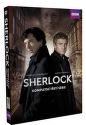 DVD F - Sherlock - III.série: kolekce (3DVD)