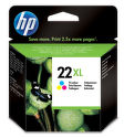 HP C9352CE No.22XL color - atrament