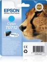 EPSON T0712 cyan (gepard) - atrament