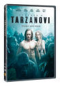 Legenda o Tarzanovi - DVD film