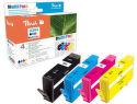 Peach PI300-341 cartridge multipack (HP364)