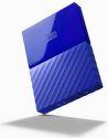 """WD My Passport 2,5"""" 1TB USB 3.0 (modrá)"""
