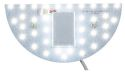Homedics LM 7/140M, LED panel