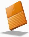 "WD My Passport 2,5"" 1TB USB 3.0 (oranžový)"