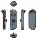 Nintendo Joy-Con (R) (šedý)