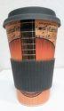 Eco Bamboo Cup Guitar termo hrnček (400ml)