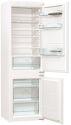 Gorenje RKI4182E1, Vstavaná kombinovaná chladnička