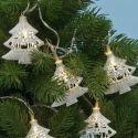Somogyi KLM 10/T LED svetelná reťaz stromček