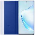 Samsung Clear View puzdro pre Samsung Galaxy Note10+, modrá