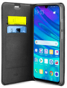 SBS Lite knižkové puzdro pre Honor 20 Lite/Huawei P Smart+ 2019, čierna