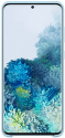 Samsung Silicone Cover pre Samsung Galaxy S20+, modrá