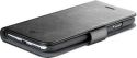 Cellular Line Book Agenda puzdro pre iPhone X, čierna