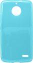 Mobilnet gumené puzdro pre Motorola Moto E4, modré