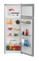 BEKO RDSA240K20XP, nerezová kombinovaná chladnička