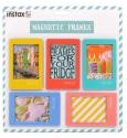 Fujifilm Instax magnetické rámčeky 5ks, sýte farby