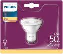 LED Philips žiarovka, 4,7W, GU10