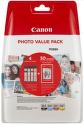 Canon INK CLI-581 BK/C/M/Y PHOTO VALUE BL SEC