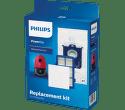 Philips FC8001/01 sada príslušenstva pre vysávače Power Go