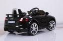 ELJET Audi RS TT Black, Detské autíčko