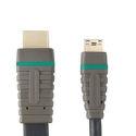 Bandridge BVL1502 HDMI A - HDMI C, 2,0m