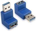 UGREEN GC-U3AM2F2 USB 3.0 A 90° adaptér