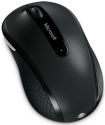 Microsoft Wireless Mobile Mouse 4000 (čierna)
